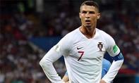 Một mình Ronaldo sút  nhiều hơn cả đội Uruguay