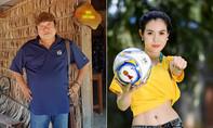 """Đạo diễn Hồ Ngọc Xum và á khôi Ánh Nguyệt """"bình loạn"""" World Cup"""