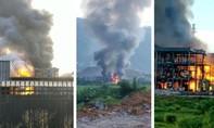 Cháy nổ kinh hoàng ở KCN Trung Quốc, 19 người chết
