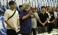 Nhiều sao võ thuật Trung Quốc tới viếng Kế Xuân Hoa