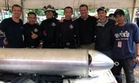 Tàu ngầm của Elon Musk có thể được hải quân Thái sử dụng