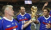 Đội tuyển Pháp phản chiếu Deschamps