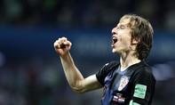 Quả bóng vàng cho Modric, tại sao không?