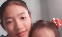 Công an tìm bé gái bị mất tích