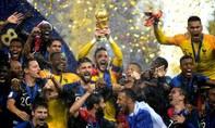 Pháp đoạt cúp vàng sau chiến thắng 4 - 2 trước Croatia