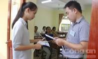 Nghệ An có 95 bài thi thay đổi điểm số sau khi chấm phúc khảo