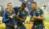 Đội tuyển Pháp sẽ được trao huân chương Bắc đẩu Bội tinh