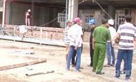 Ngã từ lầu 5 công trình xây dựng bệnh viện, một người tử vong