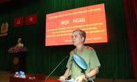 Công an TP.HCM học tập, quán triệt Nghị quyết Hội nghị Trung ương 7