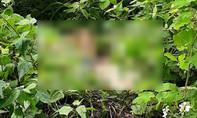 Phát hiện thi thể xăm trổ đầy người trong rừng
