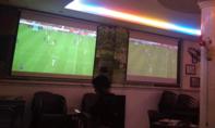 Đột nhập trường đại học trộm máy chiếu giữa mùa World Cup