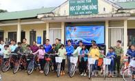 """Chiến dịch """"hành quân xanh"""" của tuổi trẻ Công an Lâm Đồng"""