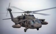 Trực thăng Mỹ hạ cánh làm sập lều, 22 binh sĩ bị thương