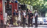Khủng bố bằng dao trên xe buýt ở Đức, 14 người bị thương
