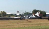 Máy bay rơi ở Texas: Toàn bộ 13 người thoát chết thần kỳ