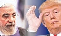 Tổng thống Trump nổi cơn thịnh nộ cảnh cáo Iran