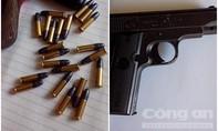 Chặt đứt đường dây buôn bán súng đạn