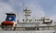 Tàu huấn luyện Kojima cập cảng Đà Nẵng