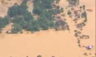 Vỡ đập thuỷ điện ở Lào: Hàng trăm người mất tích