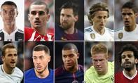 Đề cử FIFA The Best 2018: Vắng Neymar, Kante 'lọt sổ'