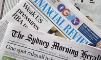"""Bất ngờ với vụ hợp nhất của hai """"đại gia"""" truyền thông Nine và Fairfax"""