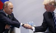 Tổng thống Nga muốn mời ông Trump đến thăm Moscow