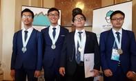 Việt Nam giành huy chương vàng Oympic Hóa học quốc tế