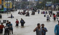 Lũ lụt Myanmar: Ít nhất 10 người, 54.000 người phải rời bỏ nhà cửa