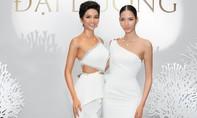 Hoa hậu H'Hen Niê đọ sắc cùng Hoàng Thùy tại sự kiện