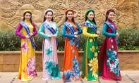Hoa hậu Janny Thủy Trần mang nét đẹp Việt đến Pattaya
