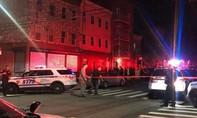 Bốn người chết trong vụ nổ súng ở New York
