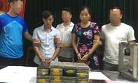Thêm một trùm ma túy ở Lóng Luông bị bắt cùng 50 bánh heroin
