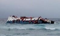Indonesia: 34 người chết trong vụ chìm phà ngoài biển