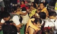 40 người chết, 16 người mất tích vì chìm tàu du lịch ở Phuket