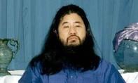 Nhật xử tử kẻ tấn công tàu điện ngầm bằng chất độc sarin khiến 13 người chết