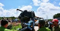 Tai nạn kinh hoàng tại Bình Dương khiến 3 người chết