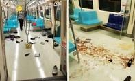 Hàng trăm người giẫm đạp lên nhau trên chuyến tàu vì... một con chuột