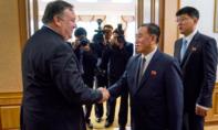 Ngoại trưởng Mỹ tiếp tục đàm phán với Triều Tiên về phi hạt nhân hoá