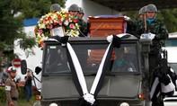 Cựu đặc nhiệm tử nạn khi giải cứu đội bóng nhí được đưa về quê nhà