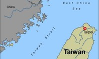Tàu chiến Mỹ đi qua eo biển Đài Loan khi căng thẳng với Bắc Kinh