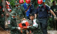 Thái Lan sơ tán hiện trường, dự kiến giải cứu đội bóng nhí trong 21 giờ