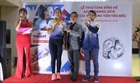 Các VĐV tiêu biểu Việt Nam được 'tiếp sức' trước thềm Asiad 2018