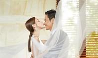 Ảnh cưới lãng mãn của Trịnh Gia Dĩnh và Hoa hậu Khải Lâm