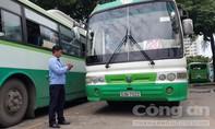 """TPHCM: Làn đường ưu tiên cho xe buýt  vẫn còn...""""thai nghén"""""""