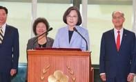 Mặc Trung Quốc gây áp lực, lãnh đạo Đài Loan vẫn lên đường sang Mỹ