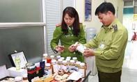 Phạt 12 công ty thực phẩm chức năng do vi phạm an toàn thực phẩm