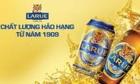 Bia Larue Con Cọp - thương hiệu lâu đời với chất lượng tuyệt hảo