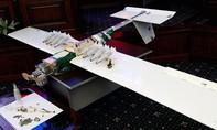 Nga cho phép báo chí tiếp cận mẫu UAV đã tấn công căn cứ ở Syria