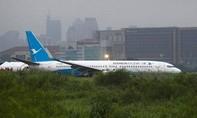 Máy bay Trung Quốc chở 165 người trượt khỏi đường băng khi hạ cánh
