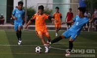 Đội bóng trẻ em có hoàn cảnh đặc biệt du đấu tại Campuchia